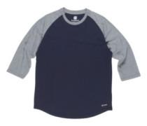 Basic Raglan QTR T-Shirt LS eclipse navy