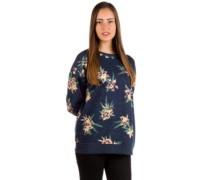 Tango Crew Sweater fall tropics heather