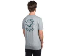 Game T-Shirt heather grey