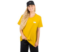 Lizzie Armanto Iri BF T-Shirt golden palm
