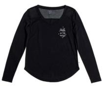 Air Potato Moonlight Walk T-Shirt LS anthracite