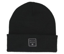 Stacked Beanie black