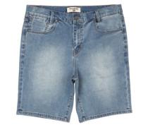 Outsider Denim Shorts bleach daze