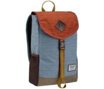 Westfall Backpack winter sky crinkle
