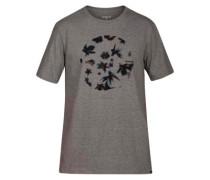 Calling Cali T-Shirt dark grey heather