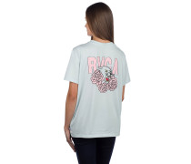Panther N Roses T-Shirt ice