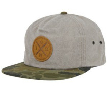 Beachside Snap Back Cap camo