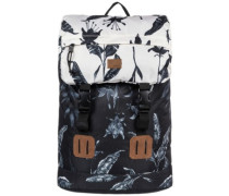Sunset Pacific Backpack anthracite love letter