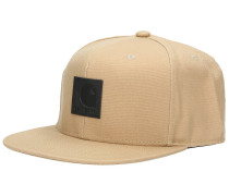 Logo Cap dusty h brown