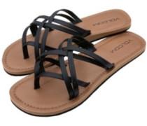 Strap Happy Sandals Women black