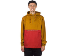 Winds Anorak golden brown