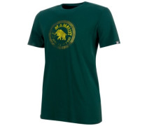 Seile T-Shirt dark teal