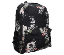 Realm Classic Backpack chambray floral