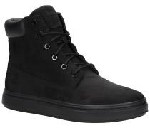 "Londyn 6"" Shoes black nubuck"