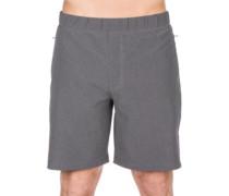 Alpha Plus Trainer 2.0 18.5'' Shorts black
