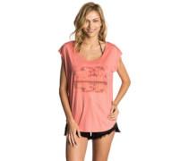 Endless Summer T-Shirt sunkist coral