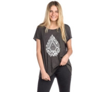 Radical Daze T-Shirt charcoal