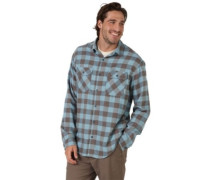 Brighton Shirt LS winter sky allen plaid