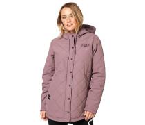 Darlington Jacket purple