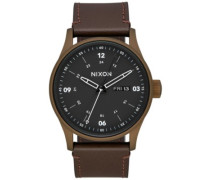 The Sentry Leather brown