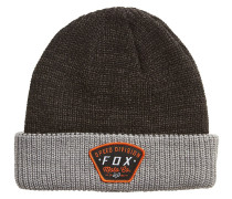 Sno Cat Roll Beanie heather graphite