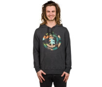 Cut Out Icon Hoodie charcoal heather