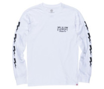 Zap T-Shirt LS optic white