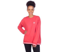 Active Icons Sweater trace scarlet