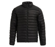 Evergreen Synthetic Insulator Fleece Jac true black
