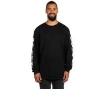 Inverse H T-Shirt LS black