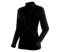 Cruise Ml Fleece Jacket black-black