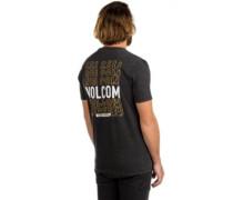 Copy Cut T-Shirt black