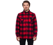 Lansdale Shirt LS red