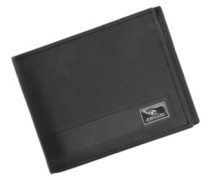 Section RFID 2 In 1 Wallet black