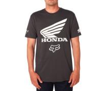 Honda Premium T-Shirt black vintage