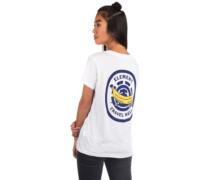 Travel Crew T-Shirt white