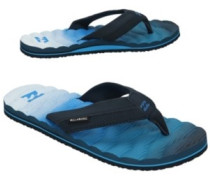 Dunes Impact Fade Sandals blue