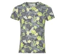 Photo Art T-Shirt yellow