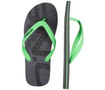 Profile Logo Sandals asphalt