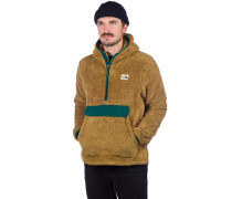 Campshire Fleece Pullover night green