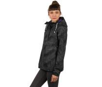 La Palma Breaker Jacket black