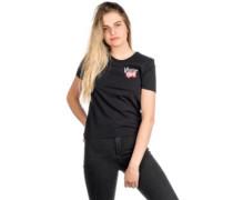 Skullactic Wave T-Shirt black