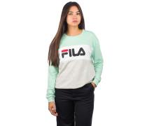 Leah Crew Sweater bright