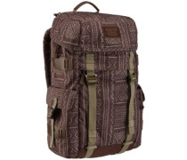 Annex Backpack bracken bambara print