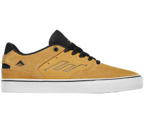 The Reynolds Low Vulc Skate Shoes yellow