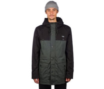 Eissegler 2.0 Parka Jacket black olive