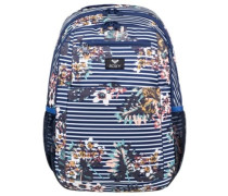 Here You Are Backpack medieval blue boardwalk