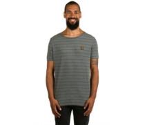 Schniedeldidida III T-Shirt heritage dark ash melange