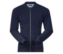 Lillesand Fleece Jacket navy mel