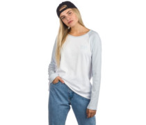 Full Patch Raglan T-Shirt LS gray dawn